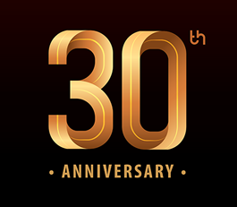 Powelectrics Are Celebrating Our 30th Anniversary!