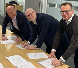 Powelectrics Are Delighted to Announce a Major Investment by QVi